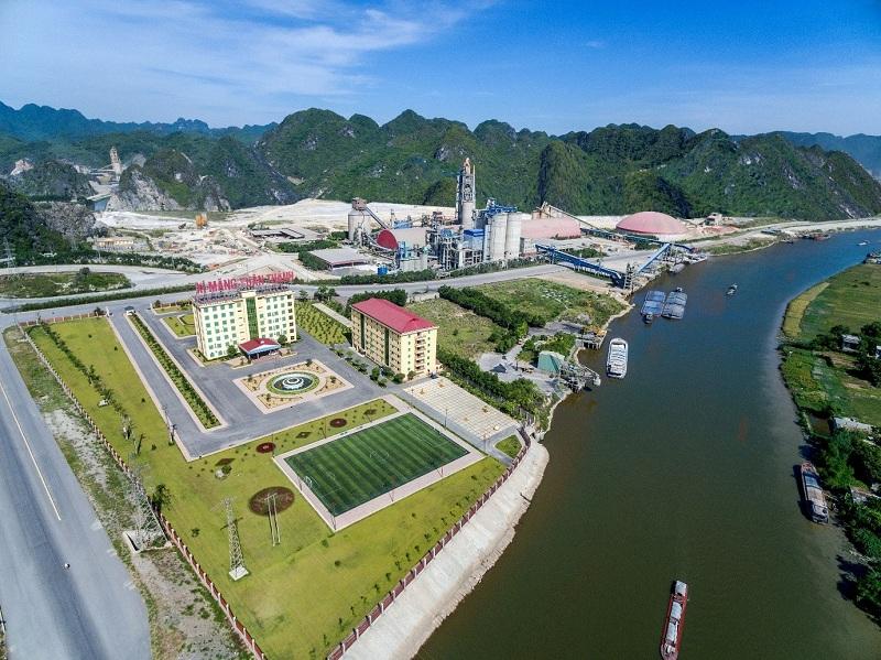 Nhà máy Xi măng Xuân Thành Hà Nam